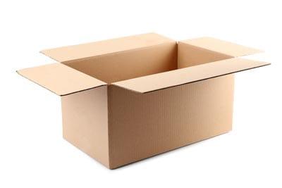 Grote doos op maat